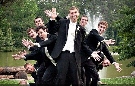 Весільний фотосет