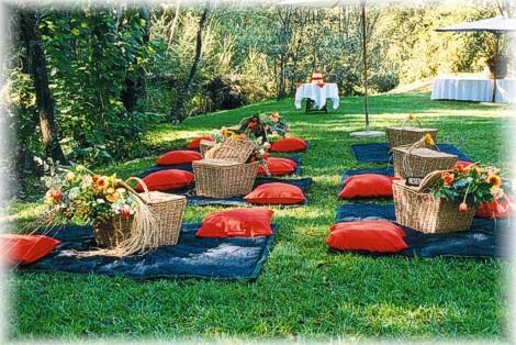 Пікнік на весіллі