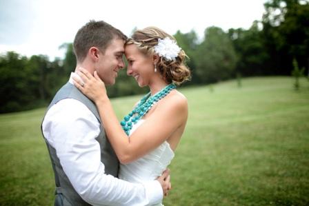 Весільна біжутерія