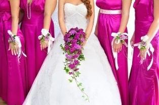 Стилі весілля