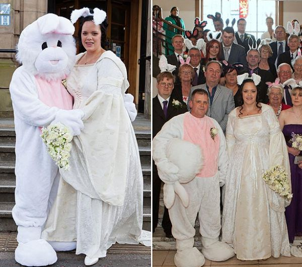 Весілля кролика