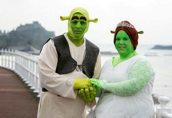 Весілля Шрека