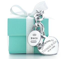Прикраси від Tiffany, Тіффані прикраси