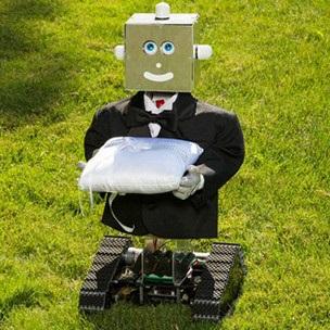 Робот Оскар