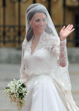 В день весілля кейт міддлтон мала дві