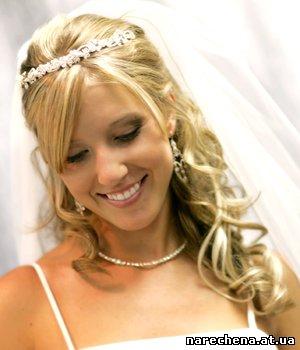 Весільні зачіски весільна зачіска
