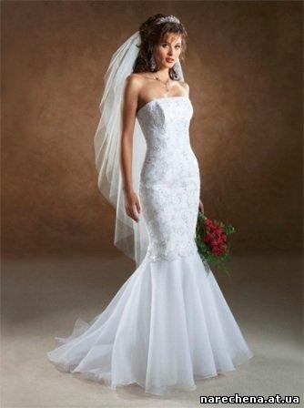 Плаття та сукні весільна сукня