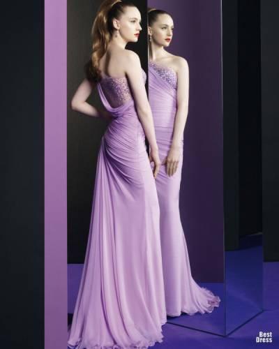 Романтичні та елегантні вечірні сукні